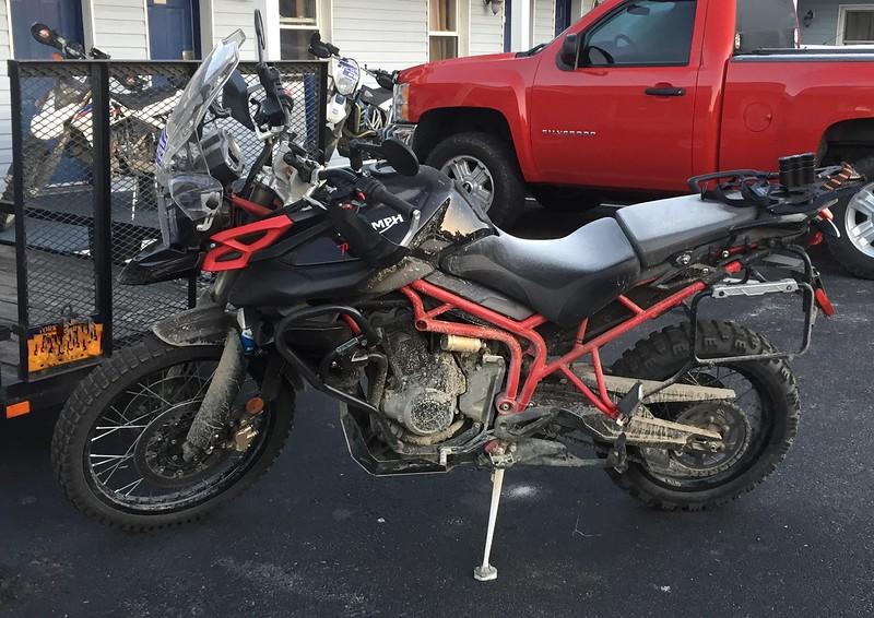 PB500 Big Bike