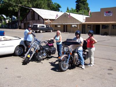 Placer Big Trees Ride - July '04
