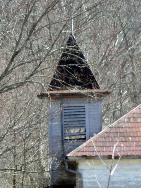 Clover Lick schoolhouse
