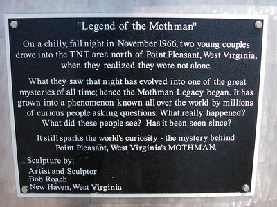 Point Pleasant and Mothman
