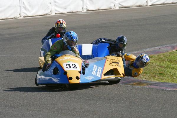 Post Classic Racing Round 4 Club Champioships Race1 10.8.08