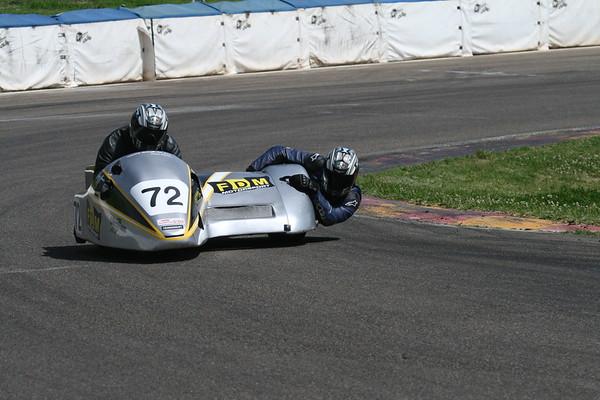 Post Classic Racing Round 5 Club Champioships Races 28.9.08