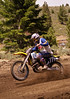 Jon Marshall on the gas at Mammoth, 2000!