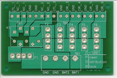 Power Distribution Board Project