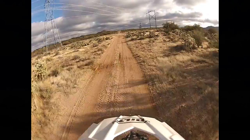 Owl Head Buttes with Russ - Jan 2017 Ride Part 2