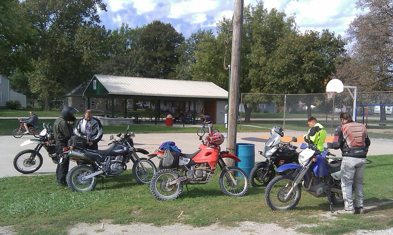Dorchester Park Stop 4