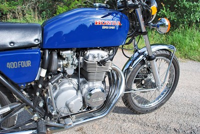 1975 Honda CB400 Four Super Sport