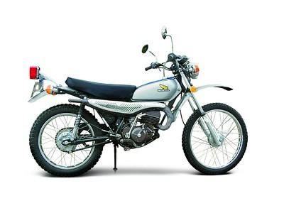 1975 Honda MT125