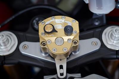 SCOTTS Performance Steering Damper Install