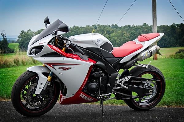 Yamaha R1 Project