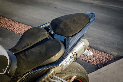 1carbontech Carbon Fiber Tail Fairing V