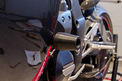 Shogun Motorsports (No Cut) Frame Sliders IV