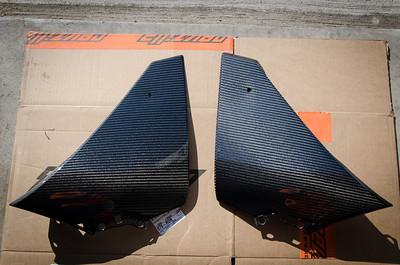 1carbontech Carbon Fiber Belly Panels