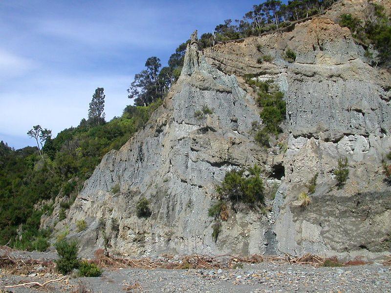 Putangirua Pinnacles Reserve