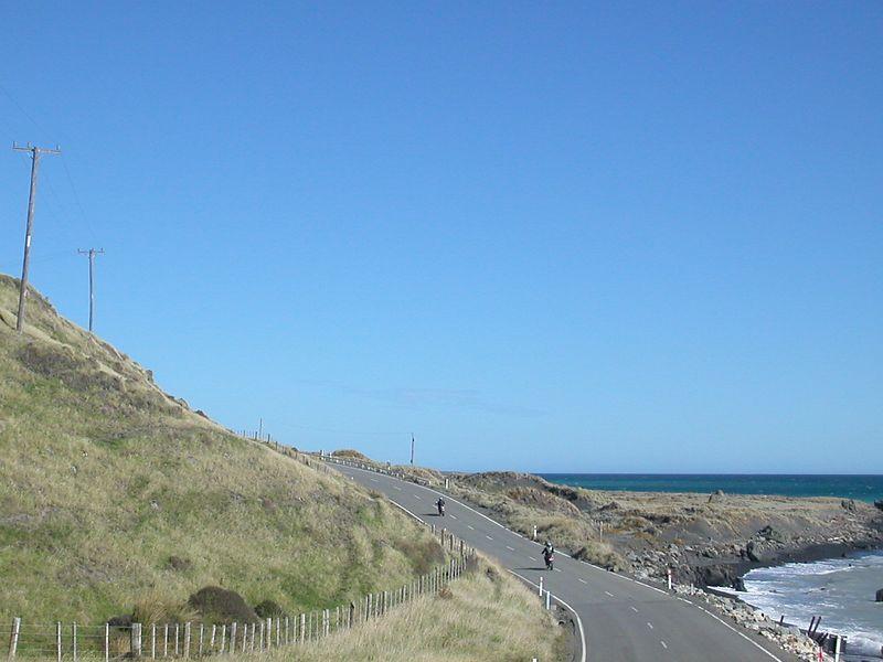 Whatarangi Road
