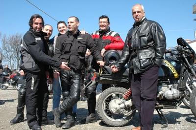 QDE: Auf Wiedersehen Winter, Piacenza 29.3.2008