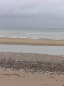 sembra impossibile che in una spiaggia così bella..........