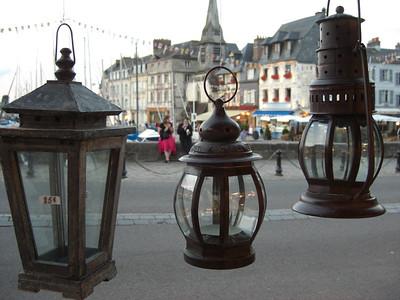 i mercatini di Honfleur