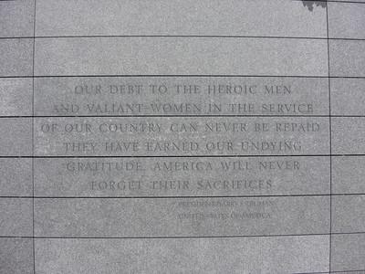 .........il Cimitero Americano a Omaha