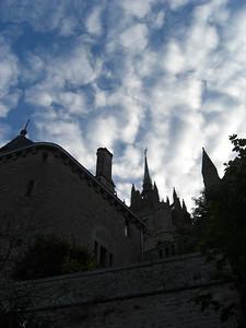 l'Abbazia di St. Michel
