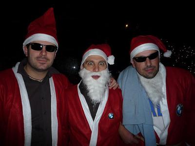 QDE: cena di Natale 2008