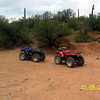Here are our rental quads.