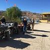 Myram, Karen, and Doug at Jawbone Canyon Store