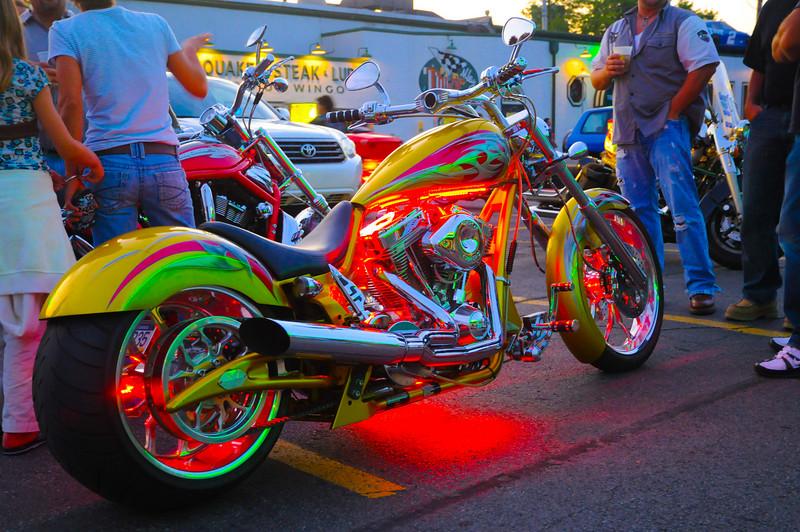Quaker Steak Bike Night-16