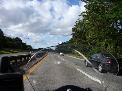 Quick ride to Sag Harbor & back