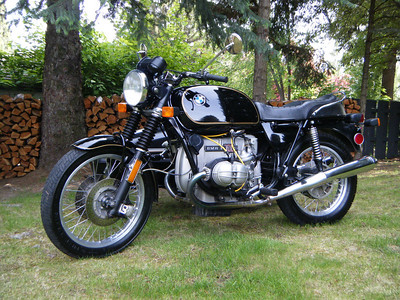 r100s bmw sidecar