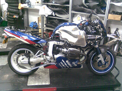 R1100s Boxer Cup