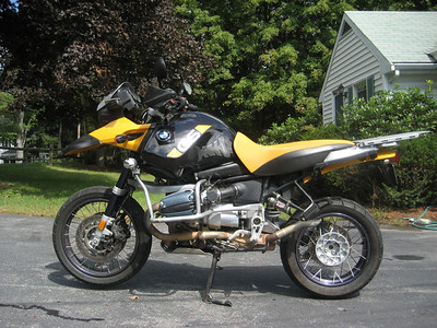 For Sale '02 BMW R1150GS Adventure ($6500)