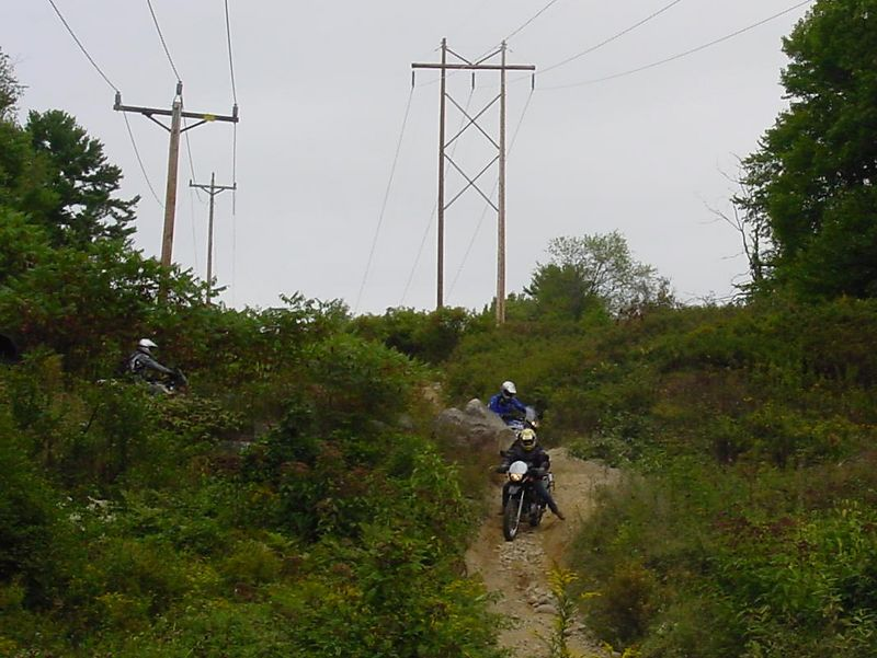 03. Trail1: powerlines, a mere taste of what's to come