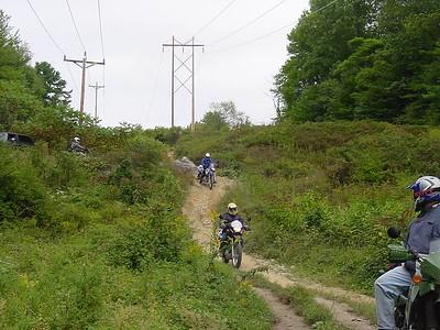 04. Trail1: powerlines.