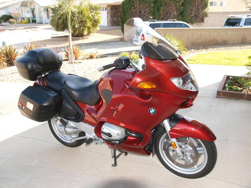 As I said, looks like a new bike.