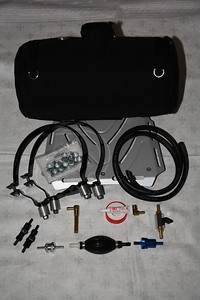 Article here:   BMW R1200GS Auxiliary Removable Fuel Tank Installation