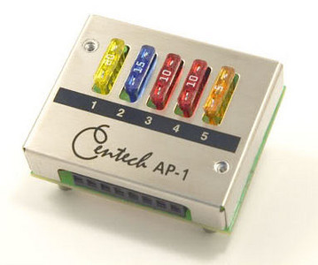 Centech AP-1 Auxiliary Power Fuse Panel