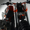 "Modified BMW HP2 Enduro<br /> Go to :  <a href=""http://www.motocafe.ru"">http://www.motocafe.ru</a> - I don't speak Russian so can't tell you any more! :-)"