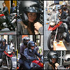 Aug 2008 - Orlando Bloom on his BMW R1200GS with girlfriend Australia model Miranda Kerr