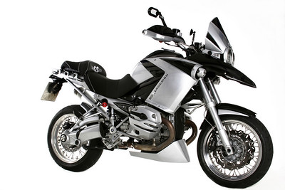 "Boxer_Design's latest modified BMW R1200GS with the ""Teno"" range of body panels, trim panels and accessories."