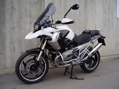 2008 Boxer Design BMW R1200GS