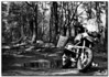 "Same photo of his BMW R1150GS by GSclubUK'er 'MasterDabber' (aka Derek) after he has applied a black & white filter effect in Photoshop - ""a straight B&W conversion using the Gorman/Holbert method"""