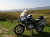Photo by Dave Russell - 2006 R1200GSA, North Yorkshire Moors, September 2006