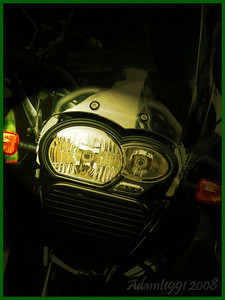 "R1200GS ""In The Dark"" by AdamT - http://www.flickr.com/photos/adamt200/"