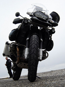 Olivier GAILLY's 2006 BMW R 1200 GS Adventure (Hainaut, Belgium)