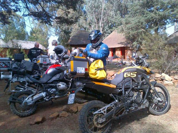 "Great day - let's ride!<br /> Photo by Gillian Hine - GS Adventures motorcycle tours's - <a href=""http://www.facebook.com/GSbike"">http://www.facebook.com/GSbike</a><br /> and Unicorn Pictures, Adventure Motorcycle Photography <a href=""http://www.unicornpictures.ifp3.com/"">http://www.unicornpictures.ifp3.com/</a>"