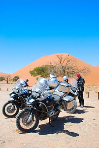 Photo by Gillian Hine - http://www.unicornpictures.ifp3.com GS Adventure - Dune 45 Sossusvlei Namibia http://www.gsadventures.co.za