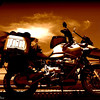 "2/2 'Classic Metal' - photo and photoshop by Gillian Hine - GS Adventures motorcycle tours's - <a href=""http://www.facebook.com/GSbike"">http://www.facebook.com/GSbike</a><br /> and Unicorn Pictures, Adventure Motorcycle Photography   <a href=""http://www.unicornpictures.ifp3.com/"">http://www.unicornpictures.ifp3.com/</a>"