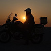 "R1200GS Reflection - Photo by Gillian Hine - <a href=""http://www.unicornpictures.ifp3.com"">http://www.unicornpictures.ifp3.com</a><br /> Sunset, Botswana, South Africa<br />  <a href=""http://www.gsadventures.co.za"">http://www.gsadventures.co.za</a>"