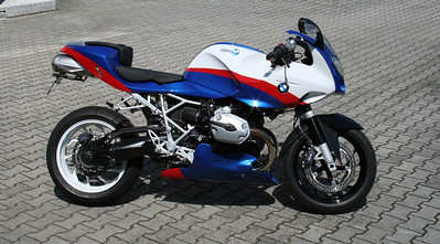 Very nice! - Hornig BMW R1200S